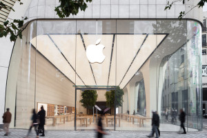 Apple Store - por Foster Partners