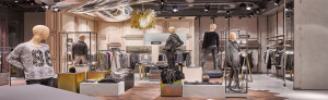 Bom exemplo: Rich Royal Store. Visual Merchandising Blocher Blocher